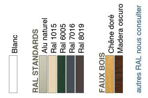 DBS - moutisquaire plissee - nuancier